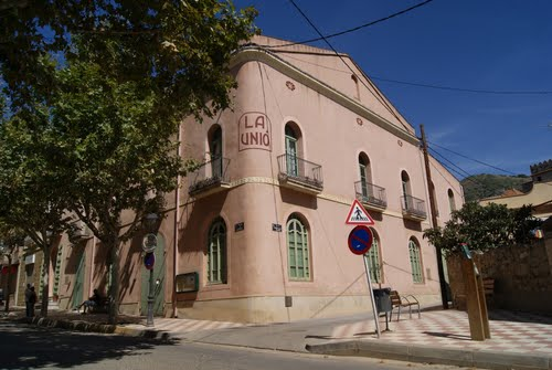 Casa Municipal de Cultura La Unió, Teià