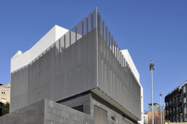 Biblioteca Trinitat Vella - J. Barbero