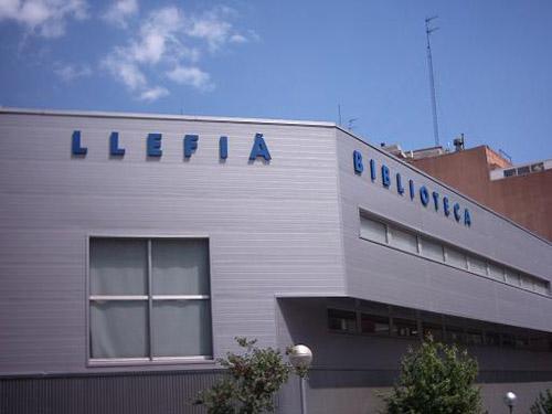Biblioteca Llefià, Badalona